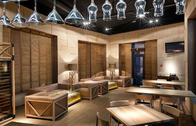 温泉酒店餐饮空间设计